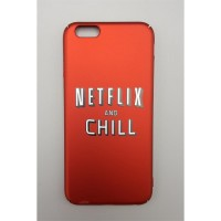 Netflix And Chill İphone Modelleri Telefon Kılıfı