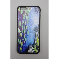 Art - Claude Monet - Water Lilies  İphone Modelleri Telefon Kılıfı