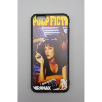 Pulp Fiction - Uma Thurman İphone Modelleri Telefon Kılıfı