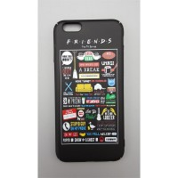 Friends - Central Perk New Kolaj Iphone Modelleri Telefon Kılıfı