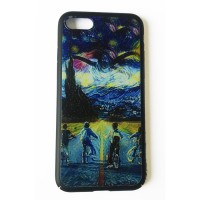 Van Gogh - The Starry Night - Stranger Things Telefon Kılıfı