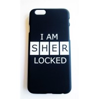 I Am Sher Locked  iphone 6 Plus Telefon Kılıfı