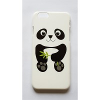 Panda Ve Bambu  iphone 7 Telefon Kılıfı