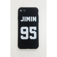 K-Pop - BTS Jimin 95 Iphone 7 - 8  Telefon Kılıfı