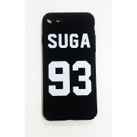 K-Pop - BTS Suga 93 Iphone 7 - 8  Telefon Kılıfı