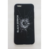 Black Mirror Logo Iphone 7 - 8  Telefon Kılıfı