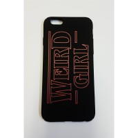 Stranger Things - Weird Girl Iphone 7 - 8  Telefon Kılıfı