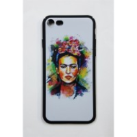 Frida Kahlo - Water Colour  Iphone 7 - 8  Telefon Kılıfı