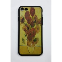 Vincent Van Gogh - Sunflowers iPhone 7 - 8  Telefon Kılıfı