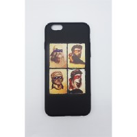 Renaissance Artists And Ninja Turtles iPhone 7 - 8  Telefon Kılıfı