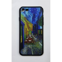 Van Gogh - Cafe Terrace iPhone XS Max Telefon Kılıfı
