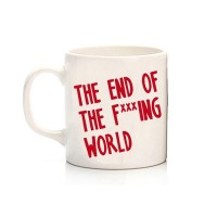 The End Of The F***ing World Logo Kupa