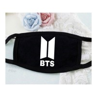 K-Pop BTS New Logo Maske
