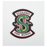 Riverdale - South Side Serpents Patch