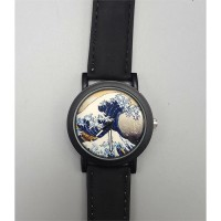 Katsushika Hokusai – The Great Wave Kol Saati