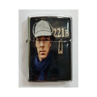 Doctor Who and 221B Door Çakmak