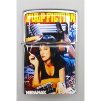 Pulp Fiction - Uma Thurman Çakmak