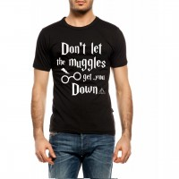 Harry Potter - Don`t Let The Muggles Get You Down Unisex T-shirt