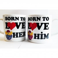Born To Love Her - Born To Love Him Sevgili Kupa