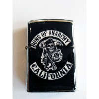 Sons Of Anarchy - Logo Çakmak