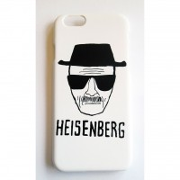 Breaking Bad - Heisenberg iPhone 6 Telefon Kılıfı