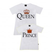 Queen, Prince Aile T-shirtleri