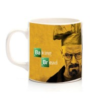 Breaking Bad - Heisenberg Cooking  Kupa