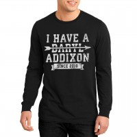 The Walking Dead - I Have a Darly Addixon (Unisex) Uzun Kollu