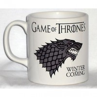 Game of thrones winter is coming  Kupa