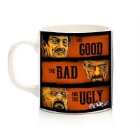 Breaking Bad - The Good  The Bad And The Ugly  Kupa