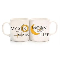 Game Of Thrones  - My Sun And Stars & Moon Of My Life Sevgili Kupa