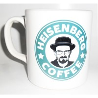 Breaking Bad - Heisenberg Coffee Kupa