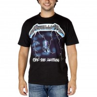 Metallica - Ride The Lightning 3XL Büyük Beden T-shirt