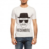 Breaking Bad - Heisenberg - Robot Unisex T-shirt