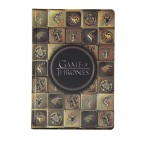 Game Of Thrones - A5 Defter - Gold Hanedan