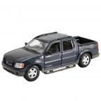 Maisto Ford Explorer Sport Trac 1:25 Model Araba Siyah