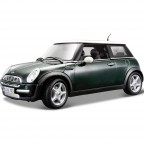 Maisto Mini Cooper Sun Roof 1:18 Model Araba S/E Yeşil