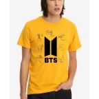 K-POP BTS - New Logo Signs Unisex T-shirt