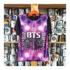 K-Pop BTS Galaxy  Unisex T-shirt