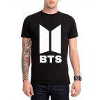 K-Pop Bts 2017 New Logo Unisex T-shirt