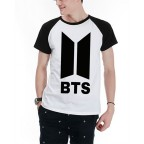 K-Pop Bts 2017 New Logo (Raglan) Unisex T-shirt
