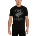 Game of Thrones - King in the North ErkekUnisex T-Shirt