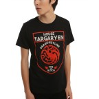 Game of Thrones - House Targaryen Dragonstone  ErkekUnisex T-Shirt