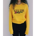 Well End (Unisex) Uzun Kollu
