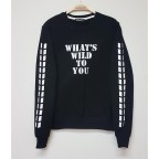 What`s Wild To You (Unisex) Uzun Kollu