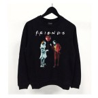 And Pennywise - Friends Unisex Uzun Kollu