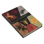 Game Of Thrones - A5 Defter - Hanedanlar