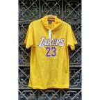 NBA Los Angeles Lakers - Lebron James 23 Kapşonlu Unisex T-shirt