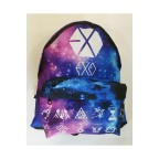 K-Pop Exo - From K-Pop Exo Planet Galaxy Sırt Çantası