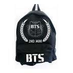 K-Pop BTS Logo - 2ND MINI Sırt çantası